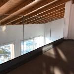 balaustra-parapetto-vetro-profilo-alluminio-fissaggio-a-terra-varese-azzate-5d