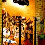 cancello-cancelletto-pedonale-portone-ingresso-due-ante-battenti-ferro-battuto-verniciato-personalizzato-unico-design-azzate-varese-1b