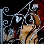 cancello-cancelletto-pedonale-portone-ingresso-due-ante-battenti-ferro-battuto-verniciato-personalizzato-unico-design-azzate-varese-1c