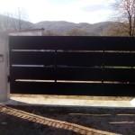 cancello-carraio-anta-battente-certificato-ferro-verniciato-doghe-alte-orizzontali-moderno-design-azzate-varese-1a