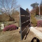cancello-carraio-anta-battente-certificato-ferro-verniciato-doghe-alte-orizzontali-moderno-design-azzate-varese-1e