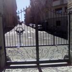 cancello-carraio-due-ante-battenti-certificato-ferro-battuto-verniciato-elegante-personalizzato-unico-design-azzate-varese-2c