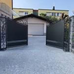 cancello-carraio-due-ante-battenti-certificato-lamiera-ferro-battuto-verniciato-elegante-personalizzato-unico-design-azzate-varese-1c