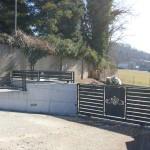 cancello-carraio-scorrevole-certificato-ferro-verniciato-doghe-medie-orizzontali-taglio-laser-moderno-design-azzate-varese-1b