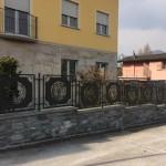 recinzione-ferro-battuto-verniciato-personalizzata-unica-artistica-design-azzate-varese-como-milano-ticino-svizzera-1a