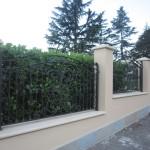 recinzione-ferro-battuto-verniciato-personalizzata-unica-artistica-design-azzate-varese-como-milano-ticino-svizzera-2a