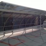 ciclopark-tettoia-copertura-posto-bici-moto-motocicli-plexiglas-compatto-certificata-tuv-carico-neve-design-azzate-varese-4
