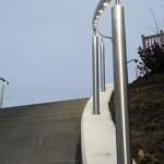 corrimano-acciaio-inox-aisi-316-satinato-luci-faretti-design-moderno-varese-azzate-1e