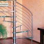 scala-chiocciola-moderna-design-novalinea-top-inox-exclusive-gradini-vetro-extrachiaro-ringhiera-acciaio-inox-azzate-varese-como-milano-brianza-svizzera-canton-ticino-1a