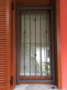 Grate di sicurezza - inferriate - Varese