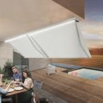 tenda-da-sole-a-bracci-cassonetto-luci-led-motorizzata-somfy-design-azzate-varese-6