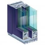 profilo-pvc-kommerling-premidoor-76-aluclip-interplast-serramenti-economici-ante-scorrevoli-traslanti-alzanti-triplo-vetro-isolamento-termico-acustico-azzate-varese-como-milano-canton-ticino-svizzera